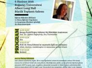 Prof. Dr. Fatoş Erkman'ın Emekliliğini Onurlandırma Toplantısı - 06/06/2016