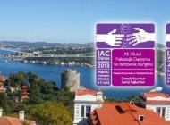 İstanbul 2013 World Congress of Psychogical Counseling and Guidance. September 8-11, 2013.  İstanbul 2013 Dünya Psikolojik Danışma ve 12. Ulusal Rehberlik ve Psikolojik Danışma Kongresi. 8-11 Eylül 2013.